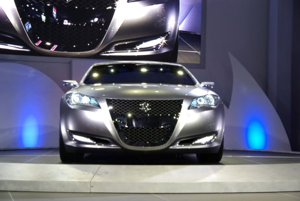 suzuki kizashi 3 concept 1 scaled Suzuki Kizashi Bonneville Special   Photos, Specifications, Reviews