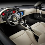 2011 Lotus Evora IPS Interior
