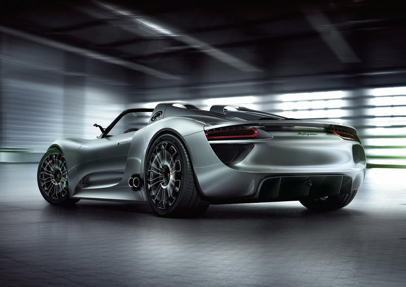 100210 w800 2011 Porsche 918 Spyder Concept   Photos, Features
