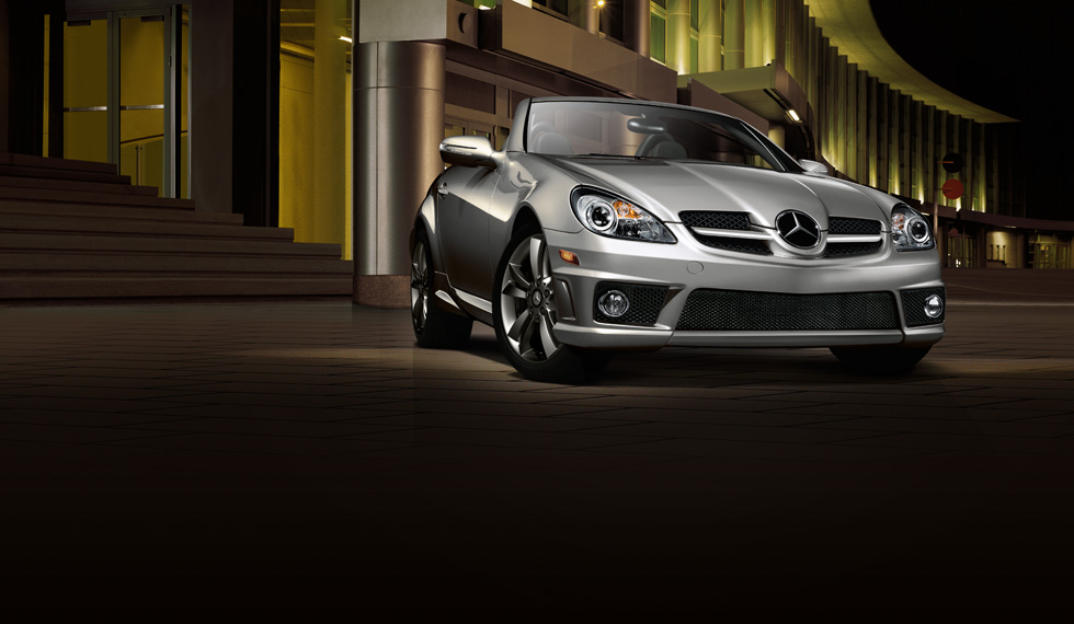 11 SLK300 explore overview 2011 Mercedes Benz SLK300 Roadster   Photos, Features, Price