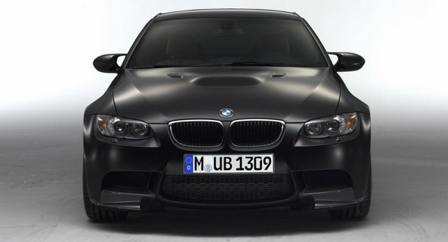 2011 BMW M3 Competition Frozen Black 0011 2011 BMW M3 Coupe   Features, Photos, Price