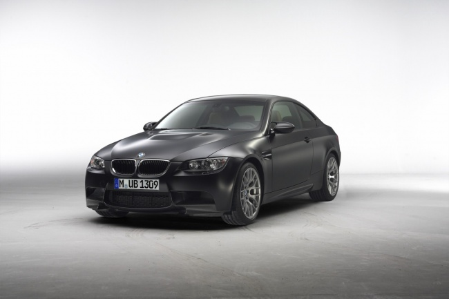 2011 BMW M3 Competition Frozen Black 6 2011 BMW M3 Coupe   Features, Photos, Price