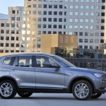 2011 BMW X3 xDrive20d Front Side View 588x441 150x150 2011 BMW X3 xDrive20d   Photos, Features, Price