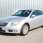 2011 Buick Regal CXL (4)