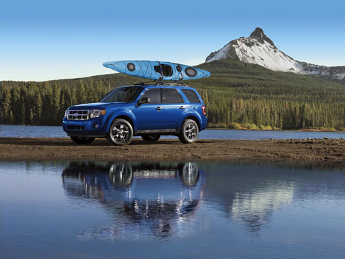 2011 ford escape features photos price. Black Bedroom Furniture Sets. Home Design Ideas