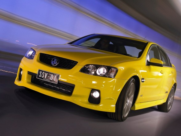 2011 Holden Ve Ii Commodore Ssv Features Photos Machinespider