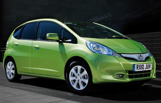 2011 Honda Fit Hybrid is the cheapest hybrid in Japan global Fit sales pass 3 5 million 2011 Honda Fit Hybrid   Photos, Features, Price
