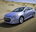 2011 Hyundai Sonata Hybrid Gas Mileage Version (4)