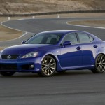2011 Lexus IS F (1)