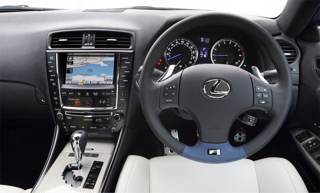2011 Lexus IS F 12 2011 Lexus    Features, Price, Photos
