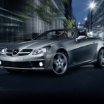 2011 Mercedes-Benz SLK300 Roadster