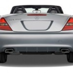 2011 Mercedes-Benz SLK300 Roadster (18)