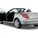 2011 Mercedes-Benz SLK300 Roadster (19)