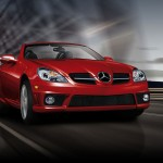 2011 Mercedes-Benz SLK300 Roadster (2)