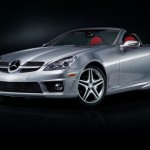 2011 Mercedes-Benz SLK300 Roadster (3)