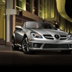 2011 Mercedes-Benz SLK300 Roadster (4)