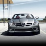 2011 Mercedes-Benz SLK300 Roadster (7)