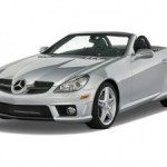2011 Mercedes-Benz SLK300 Roadster (8)
