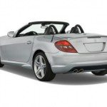 2011 Mercedes-Benz SLK300 Roadster (9)