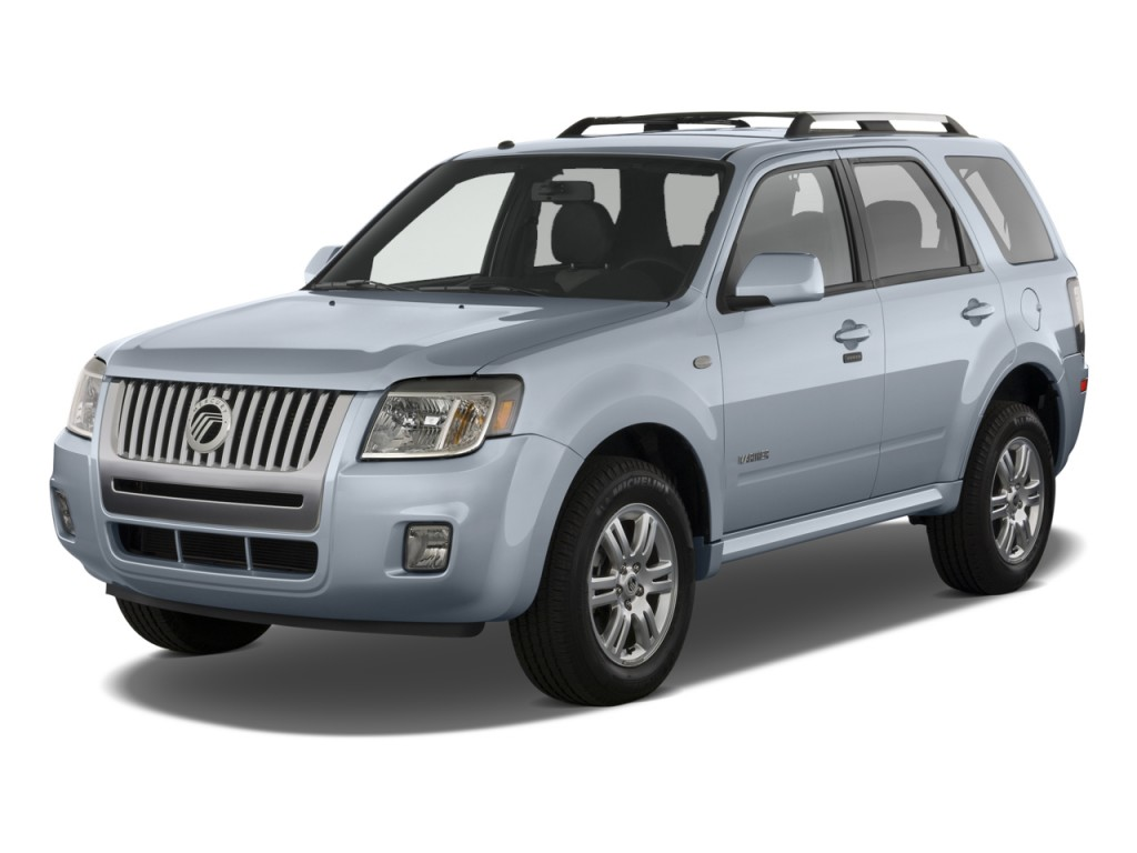 2011 Mercury Mariner 7  2011 Mercury Mariner  Hybrid 4X4