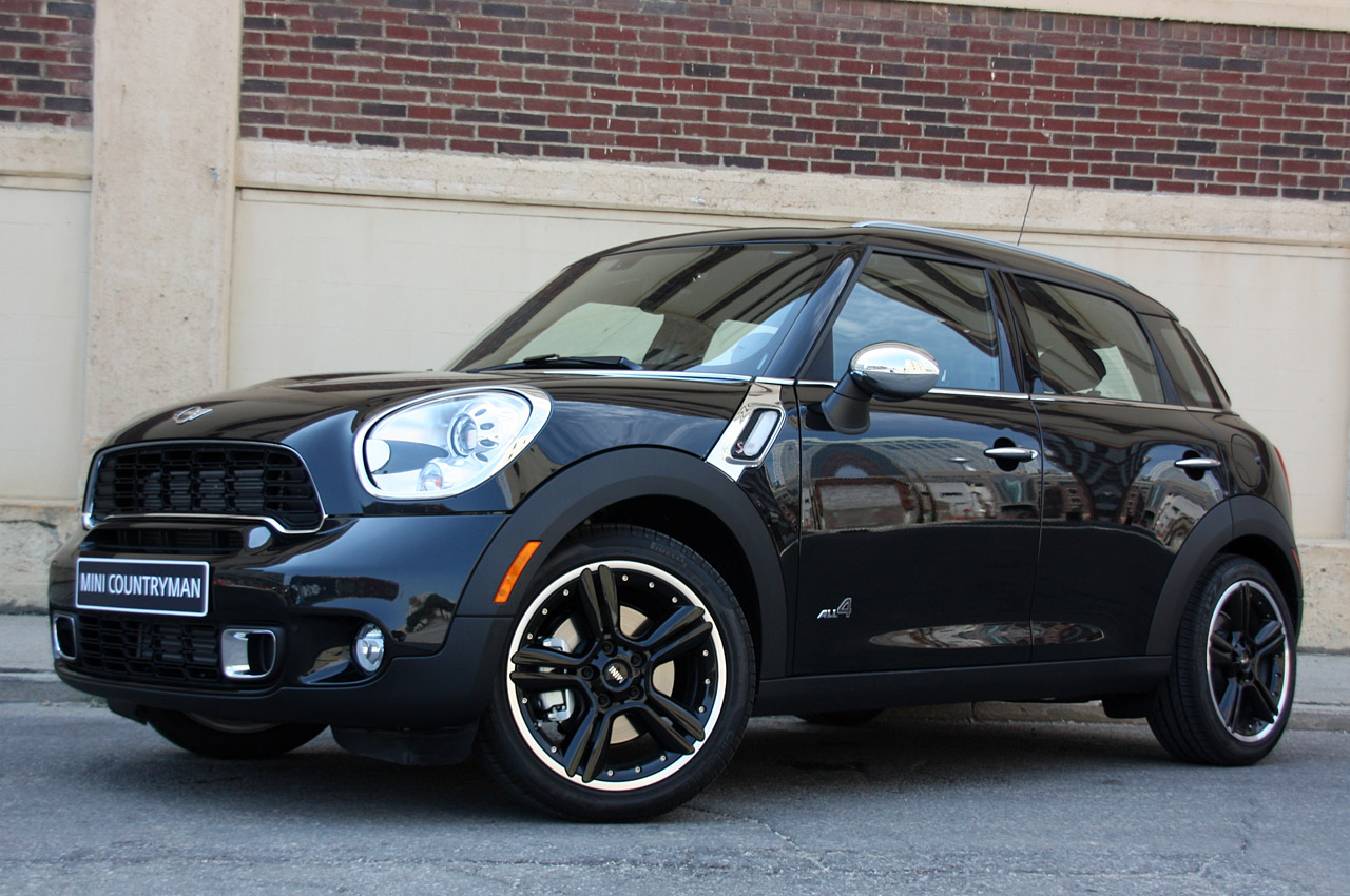 2011 Mini Cooper Countryman Features Photos Price