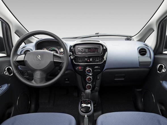 2011 Peugeot iOn Interior 2011 Peugeot iOn   Photos, Price, Features