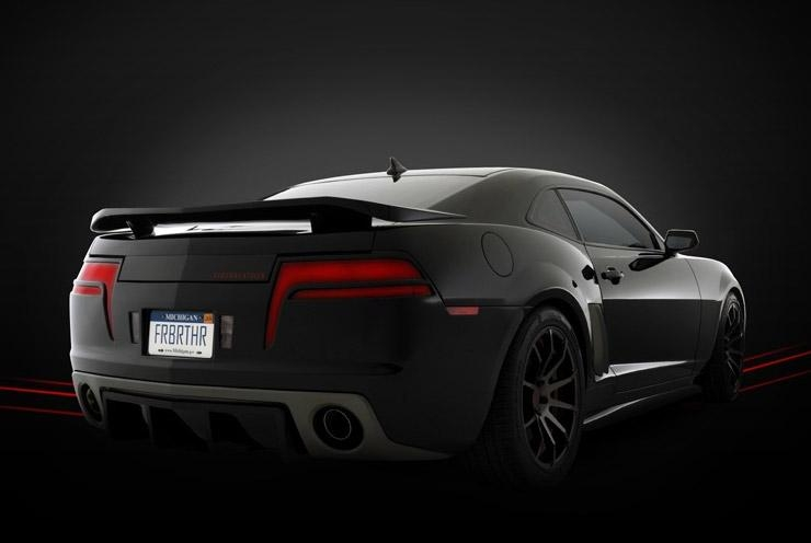 2011 Pontiac Firebird Firebreather   Photos, Features, Price