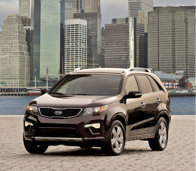 2011 kia sorento sx photos features. Black Bedroom Furniture Sets. Home Design Ideas