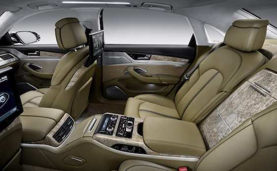 2011 audi a8 l images interior 2011 Audi A8 L   Photos, Features, Price
