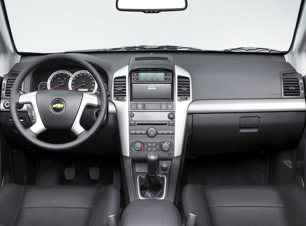 2012 Chevrolet Captiva 3 2012 Chevrolet Captiva   Photos, Features, Price