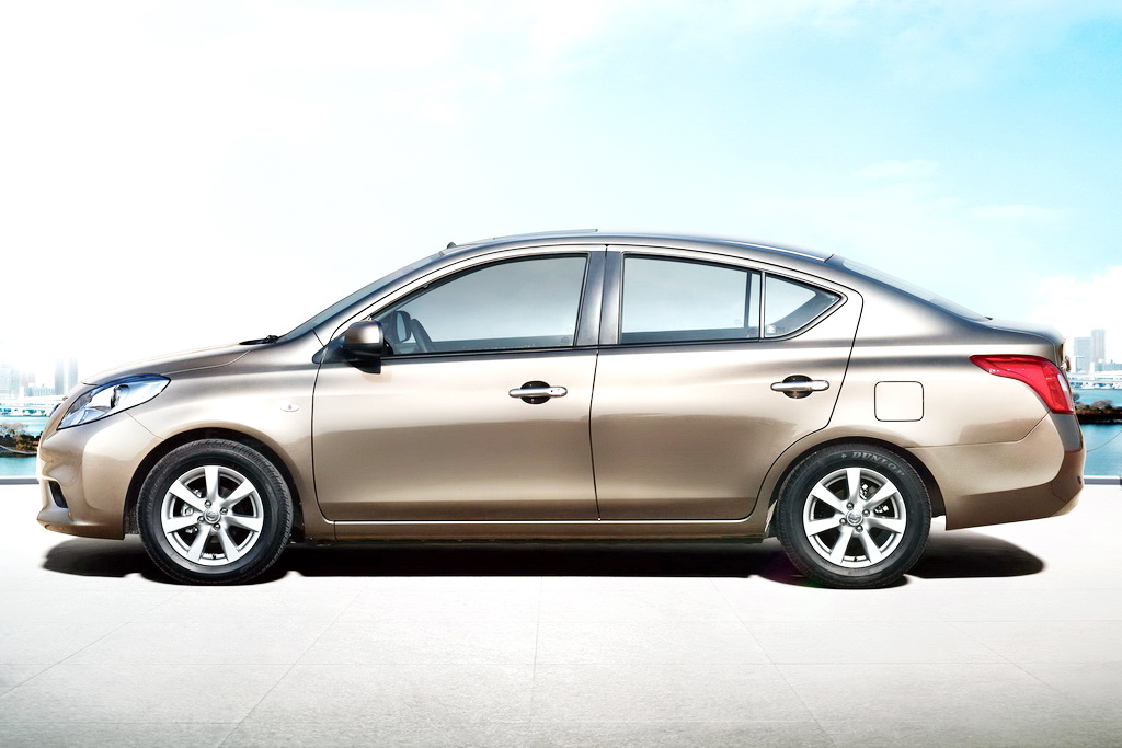 2012 Nissan Sunny Wallpaper 2012 Nissan Sunny   Features, Photos, Price