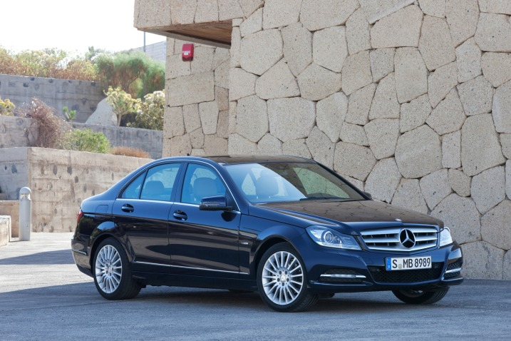 2012 mercedes benz c class photos price features