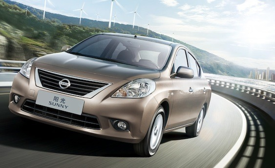 2012 nissan sunny images main 2012 Nissan Sunny   Features, Photos, Price