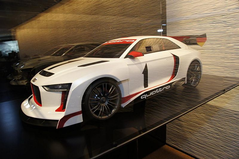 33361 197257 2011 Audi Quattro Concept Rally   Photos, Features