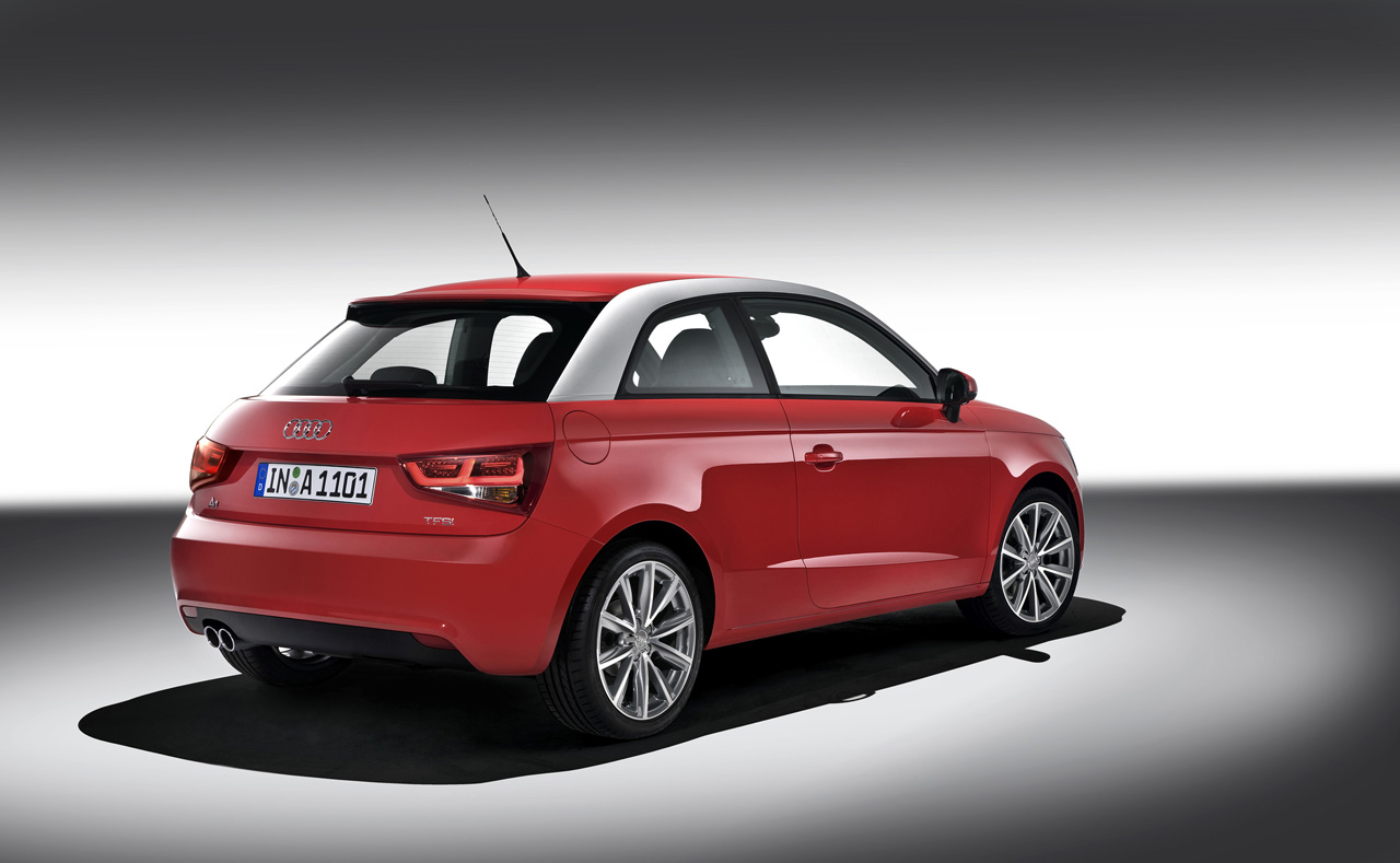 2011 audi a1 e tron features photos price. Black Bedroom Furniture Sets. Home Design Ideas