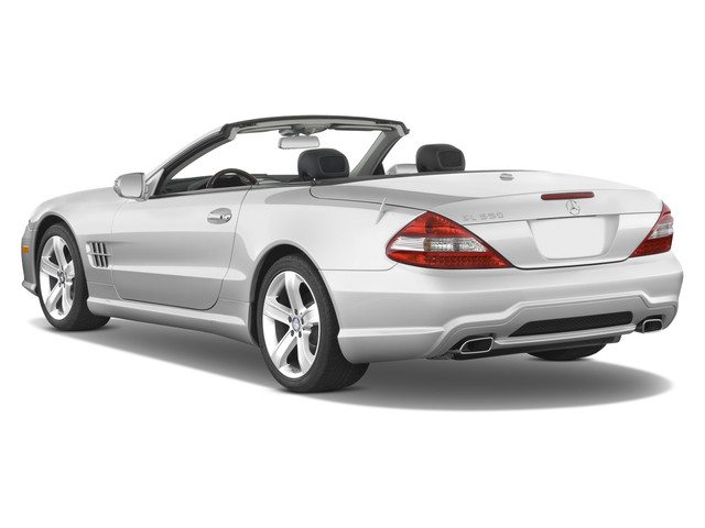 2011 mercedes benz sl550 roadster photos features