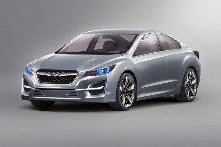 subaru impreza concept f34 ns 111810 717 2011 Subaru Impreza Design Concept   Features, Photos,  Price