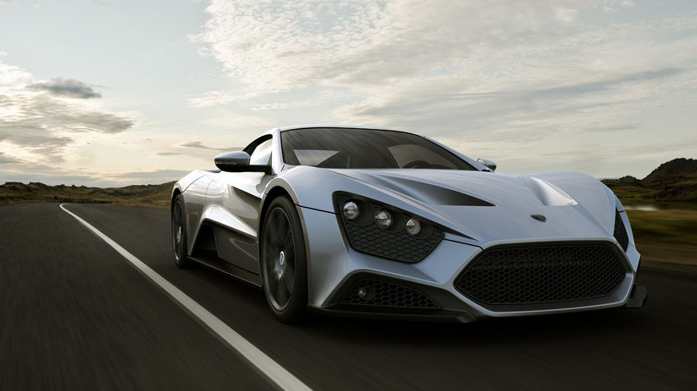 zenvo st1 price in US 2011 Zenvo ST1   Photos, Features, Price