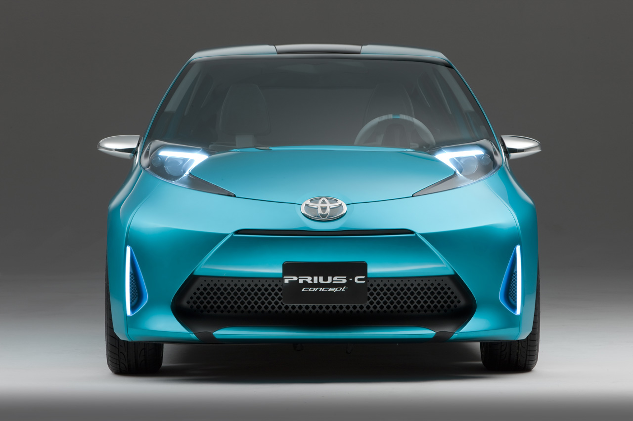 07 toyota prius c concept 2011 Toyota Prius C Concept – Photos, Features