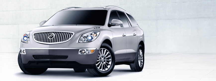 2011 buick enclave detailed pricing and specifications. Black Bedroom Furniture Sets. Home Design Ideas