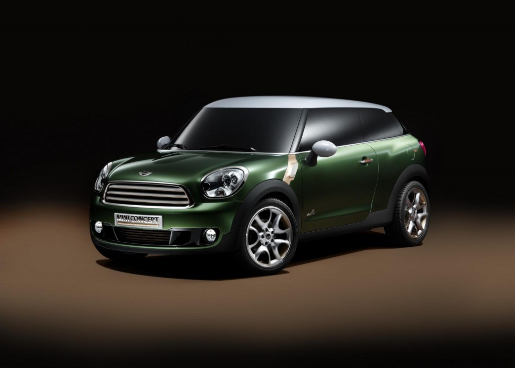 2011 Detroit Mini Paceman Concept 5 1024x732 2011 Detroit Mini Paceman Concept car details, videos, photos