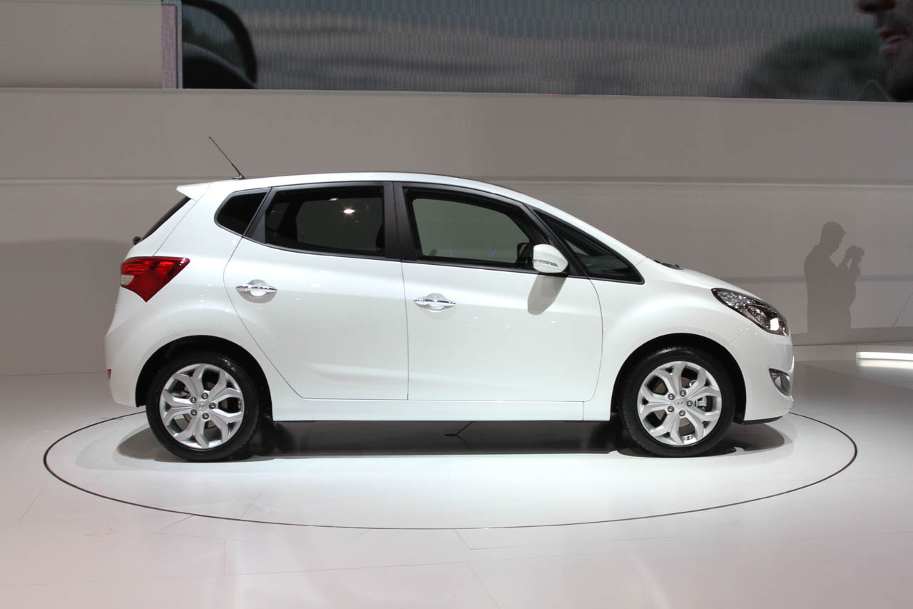2011 Hyundai Ix20 Photos Features Price