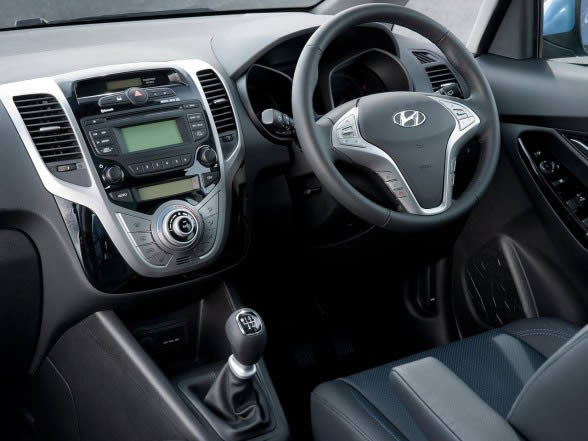 2011 Hyundai ix20 Interior 2011 Hyundai ix20   Photos, Features, Price