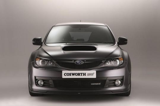 2011 Subaru Cosworth Impreza STI CS400 2011 Subaru Impreza STI Cosworth CS400   Photos, Features, Price
