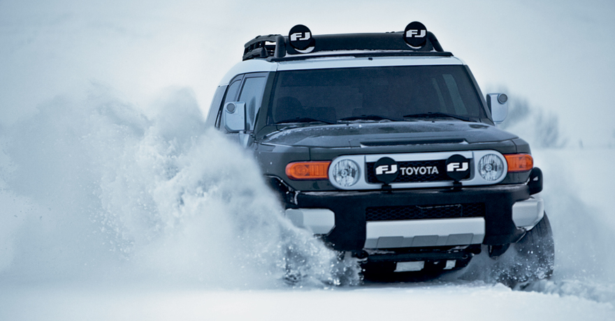 2011 fj ext05 2011 Toyota FJ Cruiser   Features, Photos, Price
