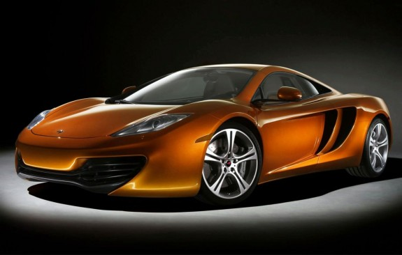 McLaren MP4 12C 2011 Front Side 575x366 2011 McLaren MP4 12C   Features, Photos, Price