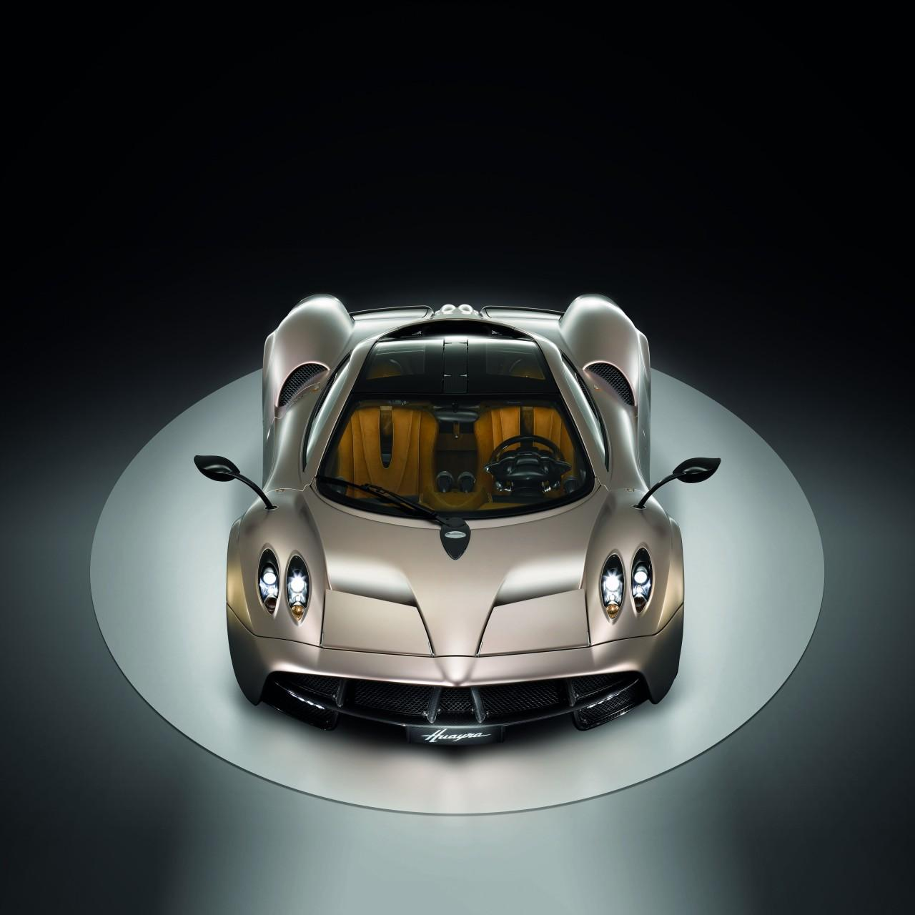 Pagani Huayra, The Car Of Dreams, Revealed In The Real