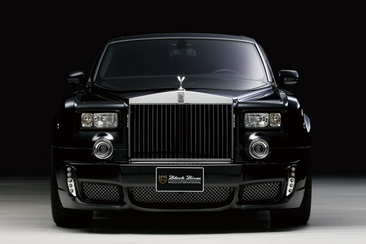 Rolls Royce Phantom EW 101 Phantom EW, Rolls Royce from Wald International  Cars for Fashionable People
