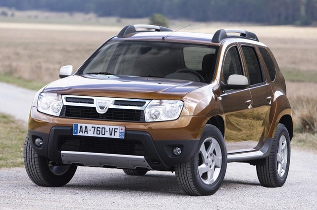 2011 Dacia Duster Look who is coming to India, Dacia Duster