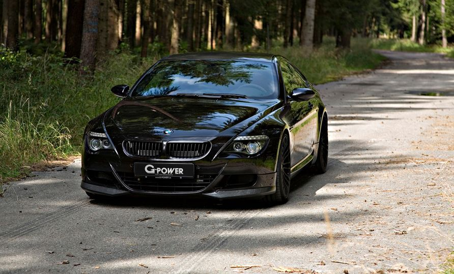 2011 G Power BMW M6 9 The Powerful Beast 2011 G Power BMW M6 Hurricane